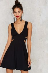 Nasty Gal Hana Cutout Mini Dress