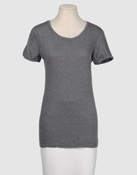 G750g Short Sleeve T Shirts Grey