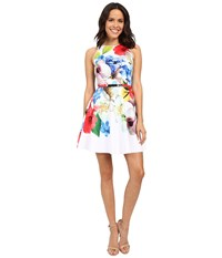 Ted Baker Secil Forgetmenot Floral Strap Dress White Women's Dress