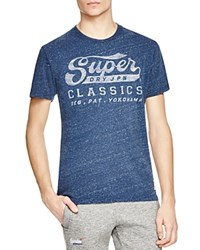 Superdry Classics Tee French Navy