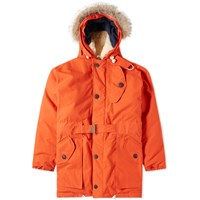 Nigel Cabourn Antarctic Parka Orange