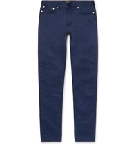 A.P.C. Petit New Standard Slim Fit Denim Jeans Blue