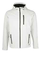 Your Turn Active Soft Shell Jacket Off White Off White