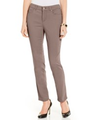 Charter Club Bristol Skinny Ankle Jeans Only At Macy's Dusted Pink