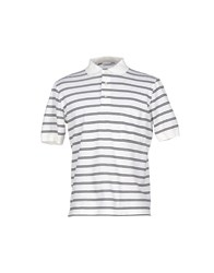 Gran Sasso Topwear Polo Shirts Men White