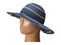 Columbia Early Tide Straw Hat Bluebell Natural Bucket Caps
