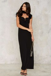 Stone Cold Fox Naomi Maxi Dress Black