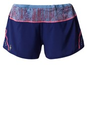 Smartwool Sports Shorts Ink Purple