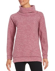 New Balance Active Turtleneck Sweatshirt Sedona
