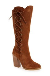 Sbicca Women's Dante Block Heel Boot