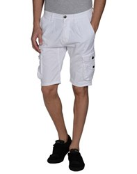 Imperial Star Imperial Trousers Bermuda Shorts Men White