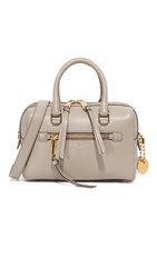 Marc Jacobs Recruit Small Bauletto Bag Mink