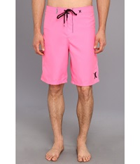 Hurley One Only Boardshort 22 Neon Pink Men's Swimwear