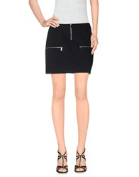 Elizabeth And James Skirts Mini Skirts Women Black