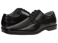 Florsheim Forum Bike Toe Oxford Black Smooth Men's Plain Toe Shoes