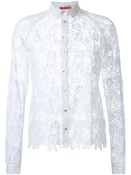 Manning Cartell 'Tea Party' Shirt White