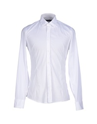 Gold Case By Rocco Fraioli Shirts White