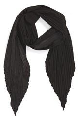 Women's Bp. Pleated Skinny Scarf
