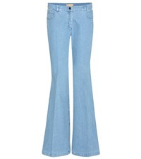 Michael Kors Flared Jeans Blue