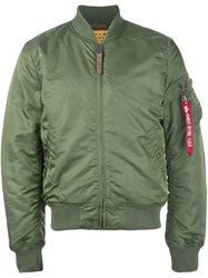 Alpha Industries Classic Flight Jacket Green