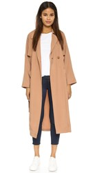Apiece Apart Peralta Trench Coat Onion Skin