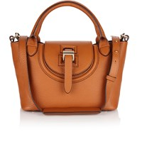 Meli Melo Meli Melo Women's Halo Mini Tote Bag Tan