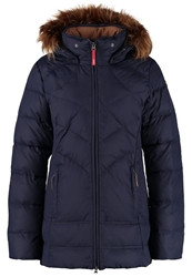 Icepeak Talise Down Coat Dunkelblau Dark Blue