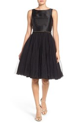 Mac Duggal Women's Embellished Tulle Party Dress