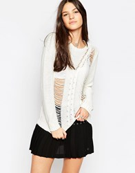 Pepe Jeans Billie Cable Knit Jumper 808