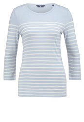 Gant Sailor Long Sleeved Top Hamptons Blue Light Blue