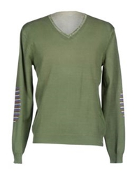Szen Sweaters Military Green