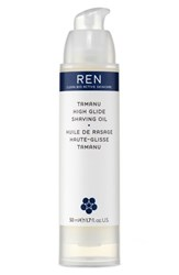 Ren 'Tamanu High Glide' Shaving Oil 1.7 Oz No Color