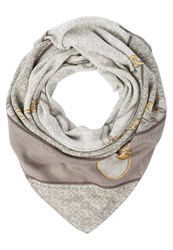 Guess Scarf White