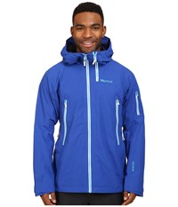 Marmot Freerider Jacket Surf Men's Coat Blue