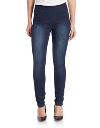 Dkny Denim Jeggings Blue