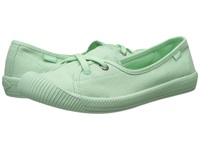 Palladium Flex Ballet M Pistachio Women's Lace Up Casual Shoes Green