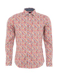 Eden Park Liberty Shirt Multi Coloured