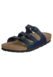 Birkenstock Florida Slippers Blue