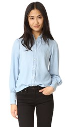 Frame Button Down Shirt Rowan