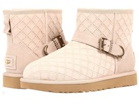Ugg Marilu Double Diamond Freshwater Pearl Women's Cold Weather Boots Gold