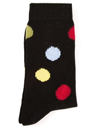 Paul Smith 'Disco' Socks Black