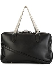 Golden Goose Deluxe Brand Small 'Equipage' Tote Black