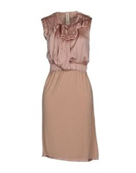 Coast Weber And Ahaus Knee Length Dresses Sand