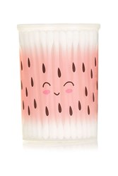 Topshop Melon Cotton Buds Watermelon