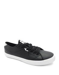 Umbro By Kim Jones Heritage Milton X Seattle Leather Sneakers Black White
