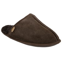 Just Sheepskin Domnar Slippers Chocolate