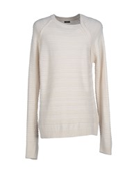 Imperial Star Imperial Knitwear Jumpers Men Ivory