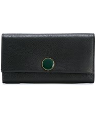 Marni Grained Wallet Black