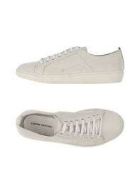 Cnc Costume National Costume National Homme Footwear Low Tops And Trainers Men White