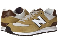 New Balance Ml574 Green Olive Men's Shoes